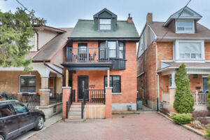 1 BED APARTMENT FOR RENT - ST CLAIR WEST