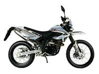 Motorini SXR125cc Enduro M/X Style Model- Brand New - In Stock Now