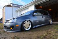 2007 Volkswagen GTI - AirLift (bagged)