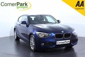 2014 BMW 1 SERIES 114D SE HATCHBACK DIESEL