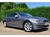 2010 BMW 5 SERIES 520D SE AUTO SALOON DIESEL