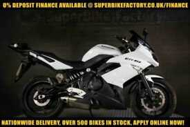 2010 10 KAWASAKI ER-6F DAF ABS 650CC 0% DEPOSIT FINANCE AVAILABLE