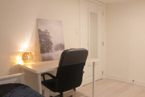 Room in the heart of Kits! Furnished, utilities+wifi included!