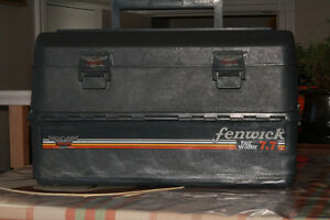 Fenwick Fishing Tackle Box Cambridge Kitchener Area image 1