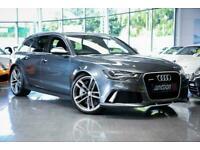 2014 Audi A6 4.0 TFSI V8 Avant Tiptronic quattro (s/s) 5dr Estate Petrol Automat