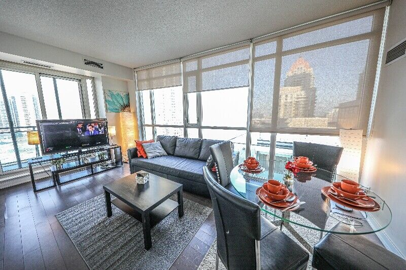Luxury Furnished Apartments -Mississauga - Erin Mill ...