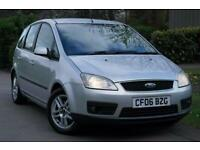 2006 Ford Focus C MAX 1.8 Zetec [125] 5dr 5 door MPV