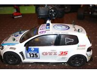 Carisma 1/10 RC Car