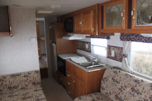 2000- 29' Specail edition Bunk