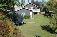 Acreage Wanted: Lacombe House for sale or trade