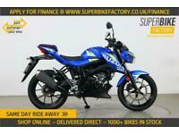 2020 70 SUZUKI GSX-S125 PART EX YOUR BIKE