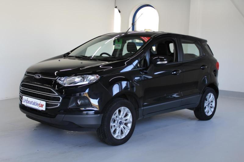 Ford Ecosport  Dr Powershift Auto