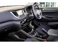 2018 Hyundai Tucson 1.7 CRDI Blue Drive SE NAV 2WD Diesel Manual