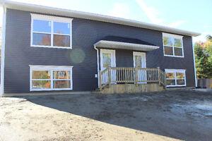 Duplex units for rent