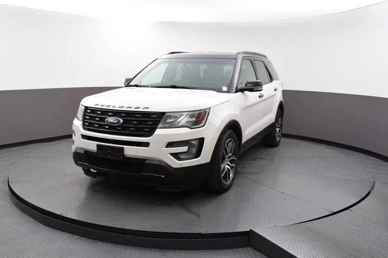 Image 8 Voiture American used Ford Explorer 2017