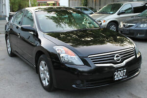2007 Nissan Altima Hybrid *LEATHER | SUNROOF | LOADED*