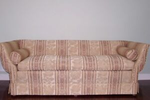 couch and 2 love seats