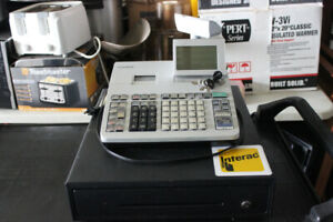 Electronic cash registers