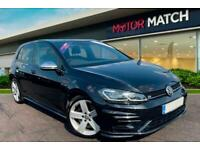 2017 Volkswagen Golf R TSI Hatchback Petrol Manual