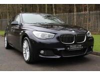 2011 61 BMW 5 SERIES 3.0 530D M SPORT GRAN TURISMO 5D AUTO 242 BHP DIESEL