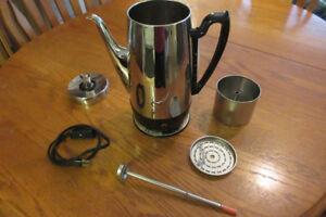 Coffee Peculator, Beautiful Condition