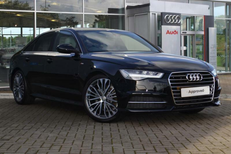 2016 audi a6 2 0 tdi ultra s line 4dr s tronic automatic saloon in humberston lincolnshire. Black Bedroom Furniture Sets. Home Design Ideas
