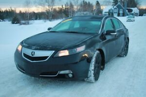 2012 Acura TL LOADED OPTION Sedan