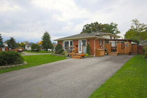 SPACIOUS 4-LEVEL BACKSPLIT W/ BACKYARD OASIS IN ST. CATHARINES