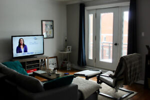 Lachine, 2 bed 1.5 bath right next to lachine canal. $1190
