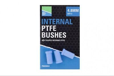Preston Innovations Internal/External PTFE Bushes All Sizes Pole Bushes Fishing