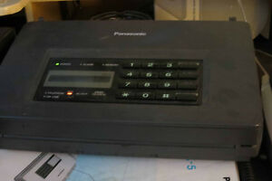 Panasonic Phone / Fax machine West Island Greater Montréal image 1