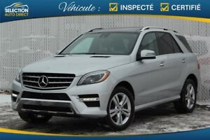 Mercedes-Benz ML 350 Bluetec 4Matic 2014
