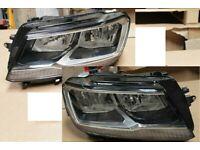 Original Right hand drive halogen headlights VW TIGUAN 5N RHD UK version 2016 - 2020 cc