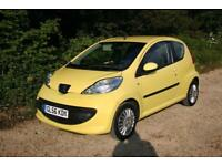 PEUGEOT 107 CAT N URBAN done 81212 Miles with SERVICE HISTORY and NEW MOT