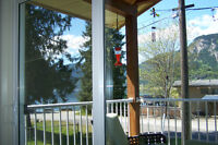 Vacation house Sicamous at 2 mile.