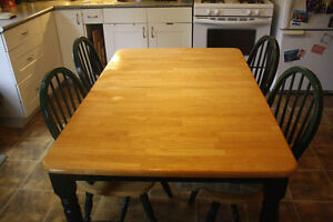 Kitchen Table and Chairs (new price)