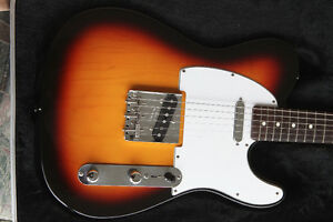 1989 62 REISSUE TELECASTER  MADE IN JAPAN West Island Greater Montréal image 3