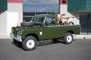 Wanted: Pickup Cab for 1965 Series Land Rover