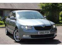 2010 SKODA SUPERB ELEGANCE TDI CR HATCHBACK DIESEL