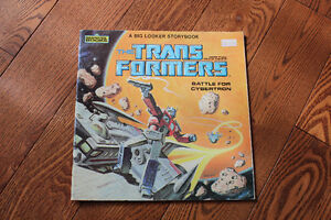1984 Vintage - The Transformers - Battle for Cybertron