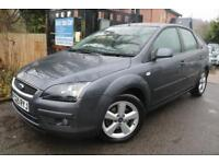 2005 Ford Focus 1.6 Zetec Climate Auto 5 Dr Grey FSH Long MOT Finance Available