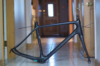 2015 Norco Valence SL 55.5cm Carbon Road Frameset NEEDS TO GO