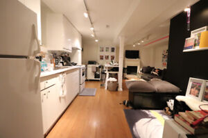 One bedroom Basement - Dundas/Beatrice -Trinity Bellwoods