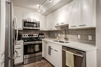 Beautiful 1 bedroom inner city condo for rent. *RENT REDUCED*