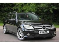 2010 MERCEDES C-CLASS C250 CDI BLUEEFFICIENCY SPORT ESTATE DIESEL
