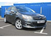 CITROEN C4 1.6 E-HDI AIRDREAM SELECTION DIESEL MANUAL FINISHED IN SHARK GREY