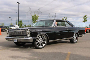 1965 Black Ford Galaxie 500