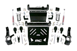 Rough Country Suspension Lift Kit (2015+ Colorado/Canyon 4WD)