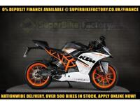 2015 15 KTM RC 390 390CC 0% DEPOSIT FINANCE AVAILABLE