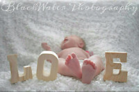 Newborn Photography - BlackWater Photography